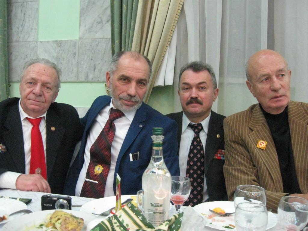 Суворовцы – ветераны…