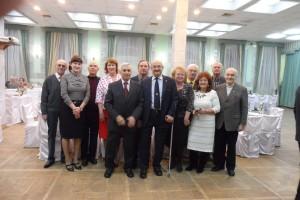6 декабря 2014 года в г. Москве прошла очередная встреча выпускников Киевского суворовского военного училища