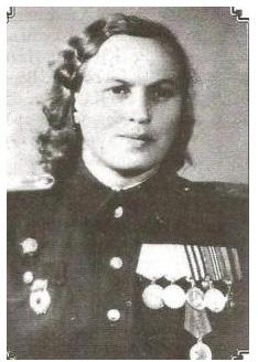 Копачинская Тамара Александровна